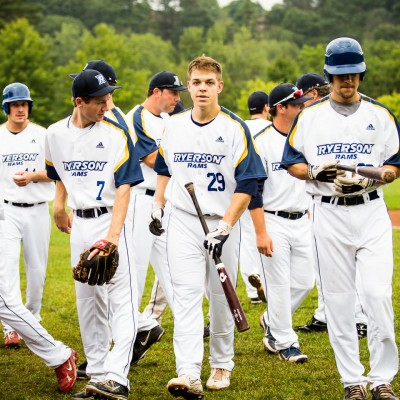 Ryerson Rams Baseball